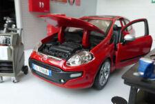 Voitures, camions et fourgons miniatures Burago pour Fiat 1:24