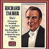 Favourites, Vol. 1, Tauber, Richard, Good CD
