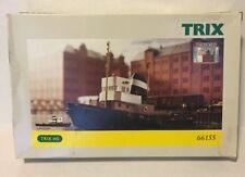 VINTAGE - Trix H0 Harbor Tug Boat 66155