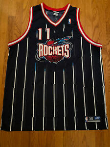 Reebok Houston Rockets Yao Ming Away Authentic Jersey