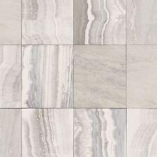 MARBLE TILE WALLPAPER - RASCH 414523 - WHITE