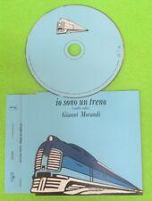 CD Singolo GIANNI MORANDI IO SONO UN TRENO 1997 PROMO PENGUIN 74321532942 (S30)