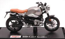 Modellino vespa collezione Maisto scala 1:18 BMW R NINE T SCRAMBLER motor bike