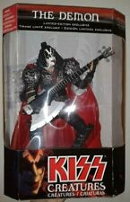 "Kiss The Demon Gene Simmons Creatures 12 "" action figure Mcfarlane 2002 Rare"