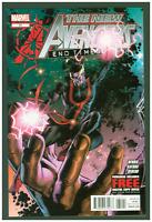 New Avengers #31 VF/NM Marvel Comics 2012 End Times Dr. Strange Cover