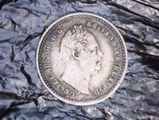 1834 Great Britain Three Halfpence (1.5 P or 1-1/2 pence) circulated (#645559)