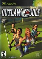 Outlaw Golf - Original Xbox Game