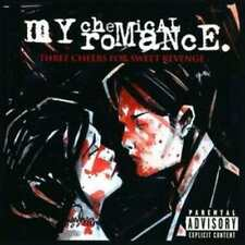 My Chemical Romance : Three Cheers for Sweet Revenge CD (2004)