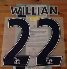 2016-17 Chelsea 3rd Away Shirt WILLIAN#22 PS-Pro Sporting iD Name Number Set