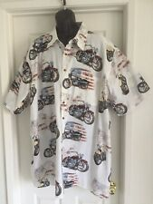 Mens Short Sleeve Shirt by Harbour Bay