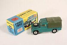 "Corgi Toys 438, Land Rover 109"" W.B., Mint in Box                     #ab559"