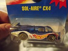 1991 Vintage Hot Wheels_SOL-AIRE CX4_BLUE_#254_Carded_TRACK STAR