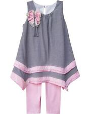 New Baby Girls Boutique Isobella & Chloe 12m BLISSFUL BREEZE outfit Summer $60