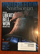 SMITHSONIAN MAGAZINE April 2017 HOW THE LIBERTY BELL WON THE GREAT WAR Hawaii