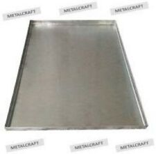 "Pinnacle Woodcraft Midwest Galvanized Metal replacement 9 Pan 41"" x 27 3/8"" x 1"