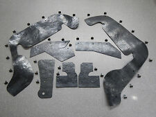 63 64 65 Buick Riviera A Arm Seals & Auxillary Fender Apron with Clips Complete
