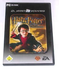 "PC Game ""Harry Potter and the Chamber of Secrets"" German OVP"