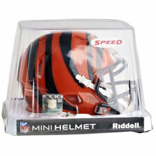 CINCINNATI BENGALS RIDDELL NFL MINI SPEED FOOTBALL HELMET