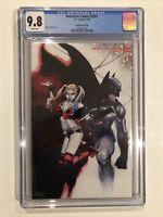 Detective Comics #1027 CGC 9.8 BATMAN 2020 Olivier Coipel variant HARLEY QUINN