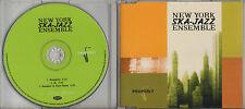 NEW YORK SKA-JAZZ ENSEMBLE properly CD single 2000 Grover w/3 unreleased tracks