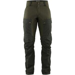 Fjällräven Keb Trousers M, Regular Fit, Deep Forest-Laurel Green