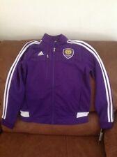 adidas orlando city fc mls usa soccer jacket NWT size m youth