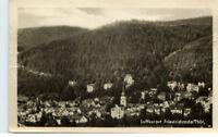 FRIEDRICHRODA Thüringen ~1945 Foto-AK Panorama Karte
