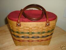 "Longaberger ""Exclusive"" Mba Basket Set"