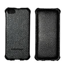 Katinkas Handy - Tasche Case Holster Twin Flip Classic, schwarz, für iPhone 5