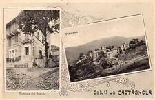 Castagnola di Fraconalto, Alessandria - Viaggiata 1940 - A186L