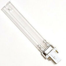 CURING LAMP 9 W for Germ Guardian Sanitizer EV9LBL w watt uv light bulb G23 2pin