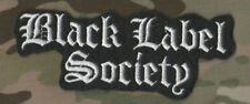 BLACK LABEL SOCIETY BOSTON MEMBER FAN CLUB BLS PATCH