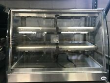 Sanden Vendo Hot Food Display Case - Used (Local Purchase Only)