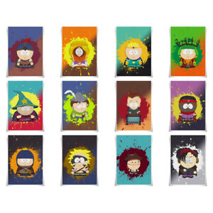 The Stick of Truth Poster South Park A3 Prints Wall Art Home Decor