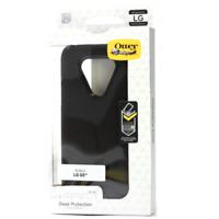 NEW LG G5 OEM Authentic OtterBox Symmetry Case - Black Matte Hard Sleek