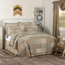 Sawyer Mill Quilt California King Queen Twin Patchwork Bedspread VHC Farmhouse