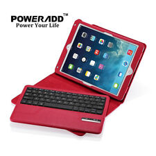 "For Apple iPad Pro 9.7""& Ipad Air 1/2 Leather Case Cover With Bluetooth Keyboard"
