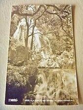 Monterrey Mexico RPPC photo postcard DeSantis La Cola De Caballo 1930-1940