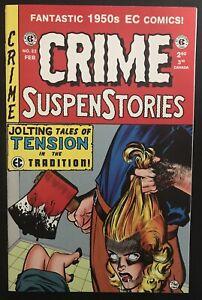 Crime Suspenstories #22 Comic Book