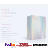 BTS LOVE YOURSELF 結 Answer Album 4SET Free Expedited shipping