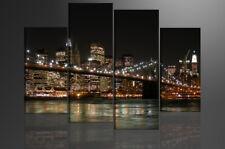 Images sur toile sur cadre 130 x 80 cm New York art pret a accrocher 6008