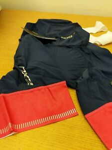 2XU Elite Cycle Bib Shorts . New Navy Blue. Size XS. Ref MW13