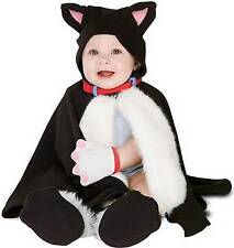 PRECIOUS LIL' KITTY KAT RUBIE'S CAPED CUTIES BABY CAT COSTUME INFANT SIZE 1 - 2