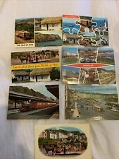 More details for 7 x isle of man postcards not posted by colourmaster