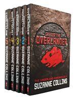 Underland Chronicles 5 Book Series Suzanne Collins Gregor Overlander Kids New