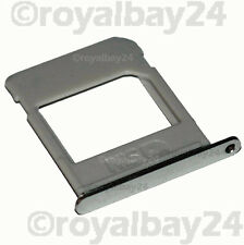 Samsung Galaxy Note 5 Nano SIM-Halter Silber Schlitten N920F Card holder Tray