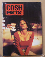 1991 CASHBOX MUSIC MAGAZINE FEATURING KARYN WHITE