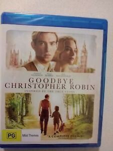 Goodbye Christopher Robin Bluray New And Sealed