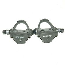 LOOK MAVIC GRAY ROAD TOURING RACE BICYCLE ALLOY CLIPLESS PEDALS  9/16 X 20