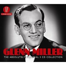 GLENN MILLER - THE ABSOLUTELY ESSENTIAL 3CD COLLECTION 3 CD NEU